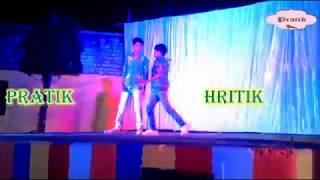 Zinghat Best Dance Ajay Atul Pratik Meshram And Ritik Meshram