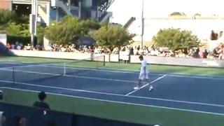 Marsel Ilhan - Sébastien de Chaunac (US Open 2009)