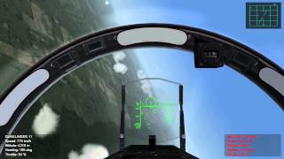 Wings Over Europe Gameplay