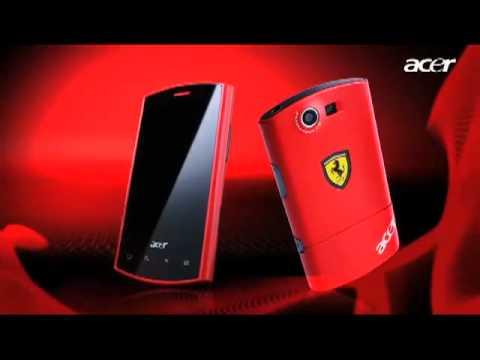 SmartPhone Acer Liquid E - Ferrari Special Edition