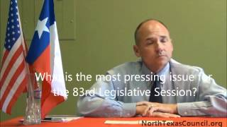 North Texas Council-Interview-Bennett Ratliff, GOP runoff candidate for Texas HD 115 Ratliff Thumbnail