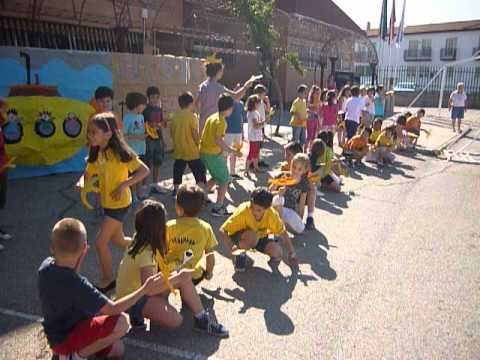 2º de Primaria CEIP León Felipe: Yellow Submarine - YouTube