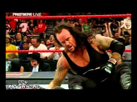 WWE Judgment Day 2008 Highlights [HD]