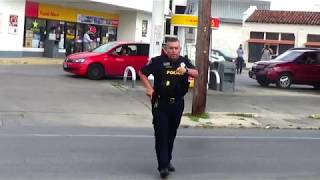 video deleted from confiscated camera by olmos park police