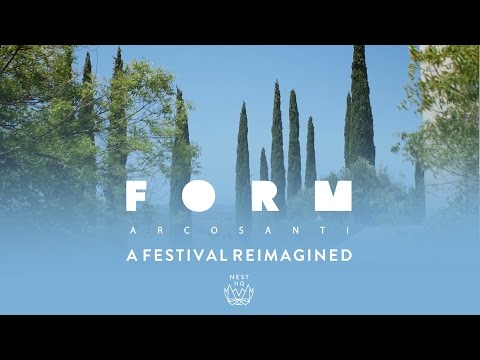FORM Arcosanti: A Festival Reimagined