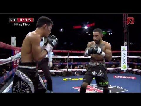 """Luis """"Pantera"""" Nery vs Arthur Villanueva Highlights"""