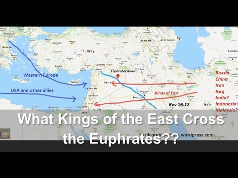 Prophecy - What Kings of the East Cross the Euphrates - Hardcore Bible Facts