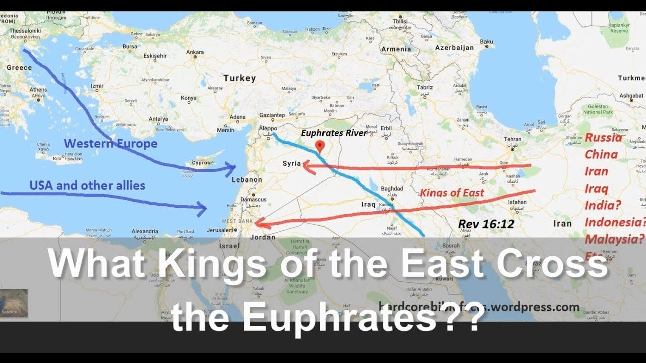 Image result for kings of the east