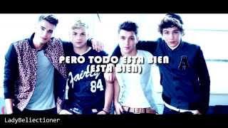 Union J Tonight (We Live Forever) Traducida al Español