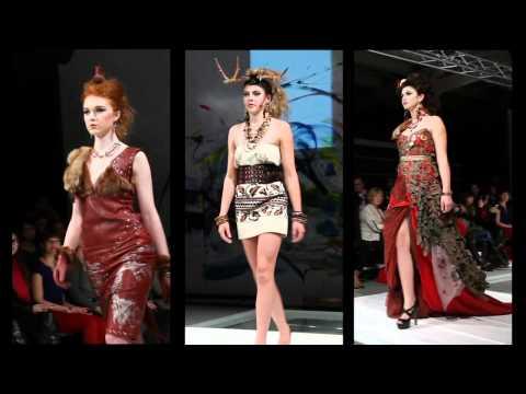 Vancouver Fashion Week - Temna Fialka