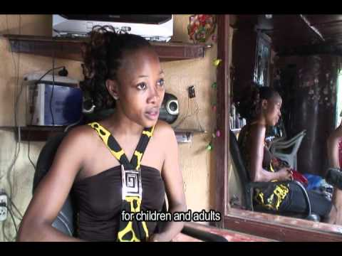 Liberia - Training Helps Young Women Find Employment