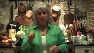 Paula Deen Cooks Fried Green Tomatoes - Get Cookin' With Paula Deen