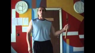 Нунчаку урок 2 верчение на кисти