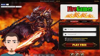 Dark Era Gameplay 3D MMORPG Online Games