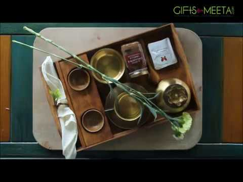 DIY A Birthday Hamper for Boss | Birthday Gift Ideas for Manager