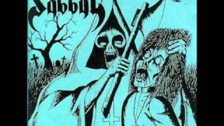 Sabbat - All Over The Desolate Land