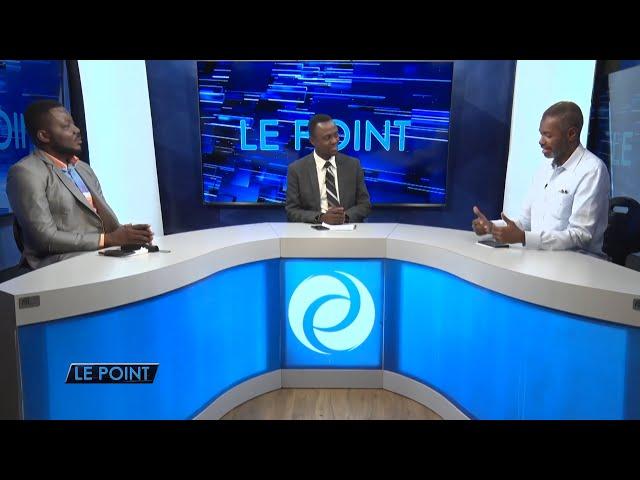 LE POINT 10/19/21 : Dr. René Jean-Jumeau et Jean Alfred Joseph