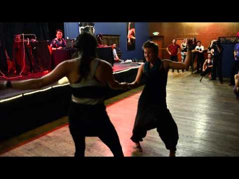 Seattle Fusion Festival 2015 - Leah Vendl and Carey French