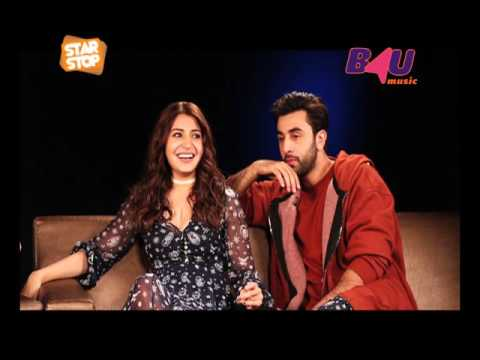 Ae Dil Hai Mushkil | Ranbir Kapoor, Anushka Sharma EXCLUSIVE INTERVIEW | B4U STAR STOP