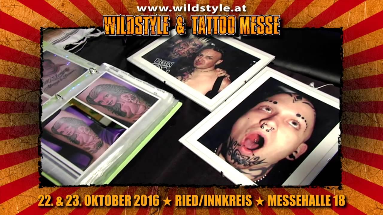 Wildstyle  - Tattoo Messe München
