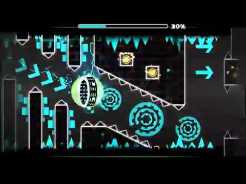 Geometry Dash 2.1- Theory of Relativity (Map Pack Level) (Updated) by Dj5uN