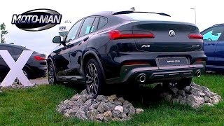 2019 BMW X4 XDrive 3.0 & BMW X4 M40i TECH REVIEW (1 of 2): MAJOR Skin Deep Changes