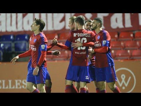 Match Highlights: Aldershot Town v Hartlepool United - Tue 6 March 2018