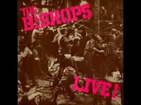 "The Bishops – ""Live!"""