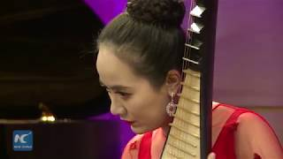 Listen Chinese 2000-year-old pipa in tune with western musical instruments