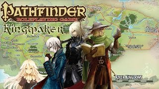 Pathfinder | Kingmaker | LateNightBastards | Book 1: Stolen Land