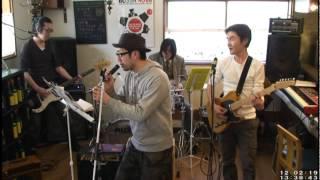 2012.2.19 プラット1.5周年 パンキーレゲエパーティより Vo.ハラシマ G....