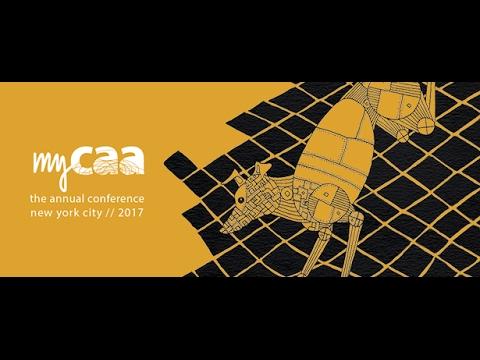 CAA 2017 Key Conversations: Art Criticism