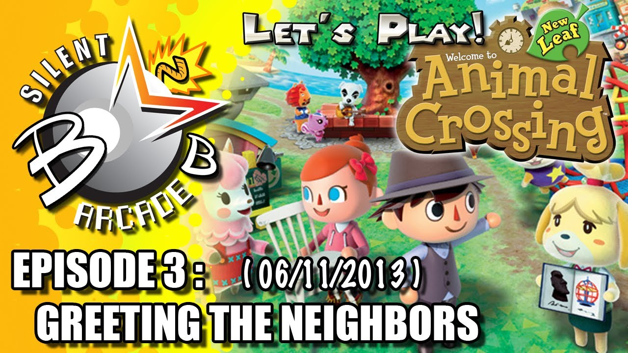 Lets Play Animal Crossing New Leaf Episode 3 06112013