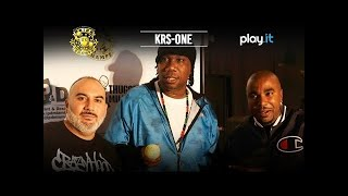 DRINK CHAMPS: Episode 5 w/ KRS ONE | Talks Legendary Battle w/ MC Shan, Drake, Meek Mill + more