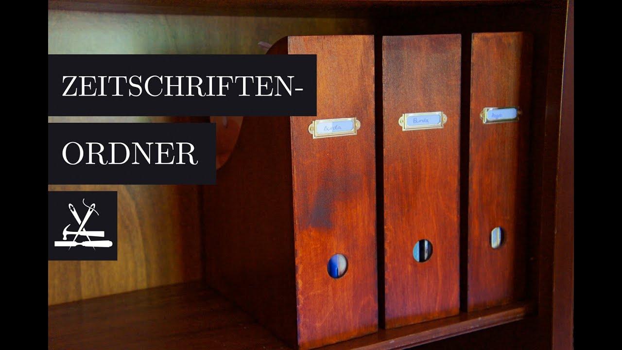 Diy file folder box to organize your stickers youtube - Diy Zeitschriftensammler Magazine File Folder Organizer