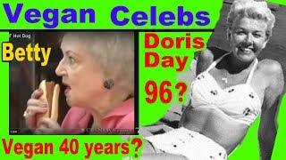 Video Legendary Vegan celebs who are STILL ALIVE:  Betty White, Doris Day download MP3, 3GP, MP4, WEBM, AVI, FLV Agustus 2018