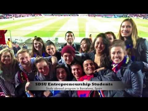 Entrepreneurship Minor at San Diego State University