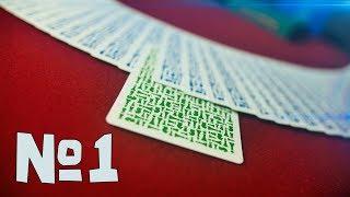 Мой самый ПЕРВЫЙ фокус с картами! | CHICAGO OPENER CARD TRICK | ОБУЧЕНИЕ ФОКУСАМ
