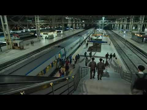 Exclusive Train To Busan Movie Video Clip Horrible Video Scene 2