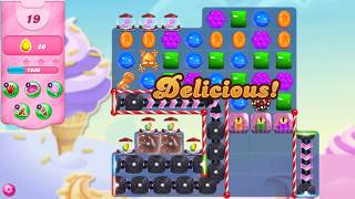 Candy Crush Saga Level 3358 NO BOOSTERS