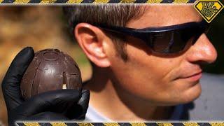 Chocolate Pokénut With A Surprise Twist
