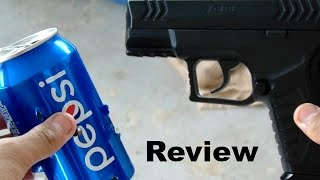 UMAREX XBG BB Pistol Review