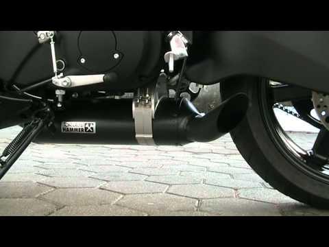 Twinmotorcycles Torque Hammer 2 exhaust Buell XB12S + K&N + ECM tune