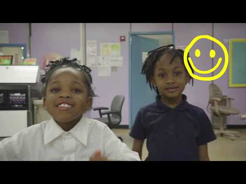 Mahalia Jackson Elementary School - New Chance Fund Friday's