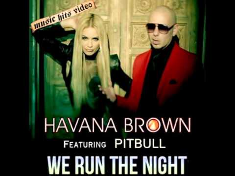 Havana brown ft pitbull we run the night (original) mp3 + audio.