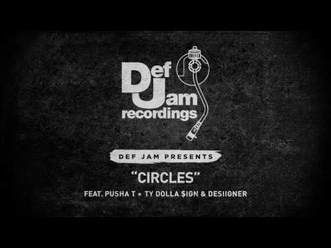 Pusha T - Circles Feat. Ty Dolla $ign & Desiigner (Official Audio)