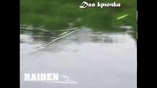 Воблер Raiden Nail 190