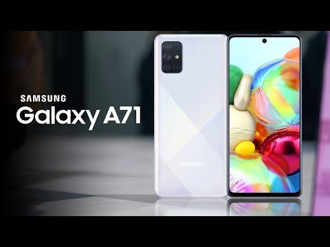 SAMSUNG GALAXY A71 - Here It Is!