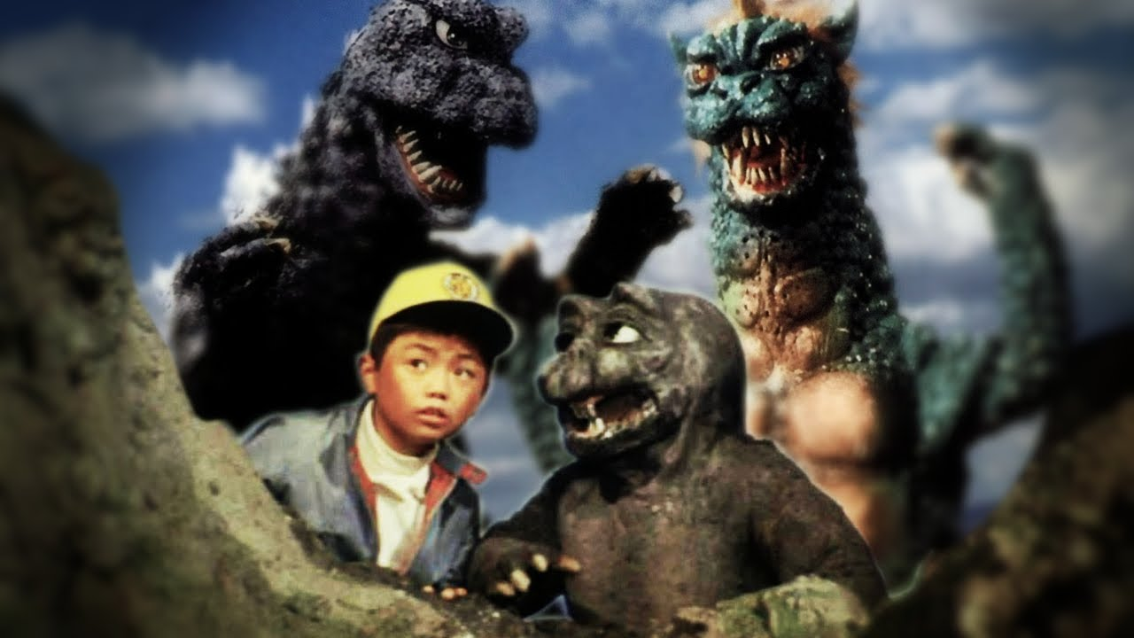 Image result for godzilla's revenge