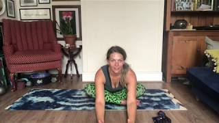 Express Yoga Flow for Hips
